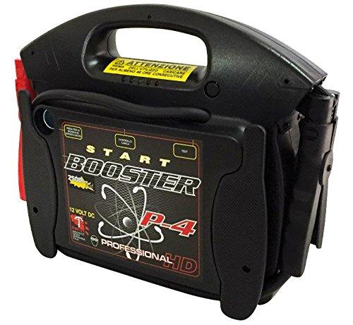 Cora 000126831 Start Booster P4 Professional Notfall-Starthilfe, 12 V, 2500 A