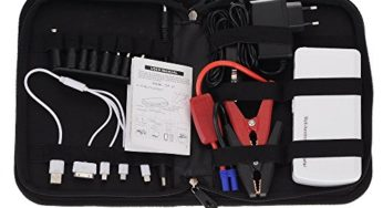Starthilfe Ladegerät 12V Auto KFZ Batterie Kompressor Mobile Powerstation